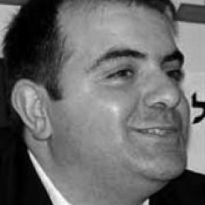 Deacon Jiries Mansur Headshot