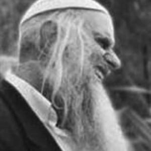 Rabbi Menachem From an Headshot