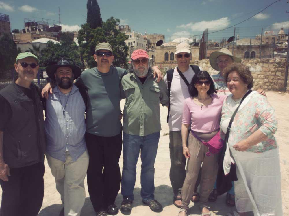 Abrahamic Reunion 2015